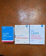 Le Lamy Droit du Numérique 2019, Wolters Kluwer
