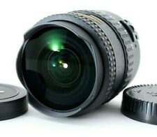 Tokina AT-X 107 DX FISHEYE 10-17mm F3.5-4.5 Lens For Canon [N Mint] Japan 840548