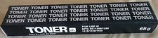 Toner 65g pour photocopieur MITA DC 1205 1255 1415 1435 1455 Black Kyocera