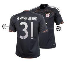 Trikot Adidas FC Bayern 2012-2013 Third Schweinsteiger 31 I Champions League UCL