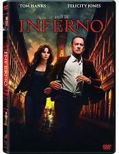 Dvd INFERNO - (2016) .......NUOVO