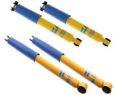 BILSTEIN SHOCK ABSORBER SET,FRONT & REAR SHOCKS,92-99 GM 4WD TAHOE,YUKON,BLAZER