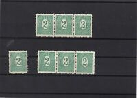 germany private courier stamps ref 12545