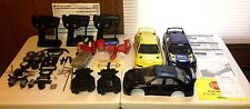 NIKKO 1:14 Lancer Evolution Evo Pro Series RC Cars Fast & Furious LOT SUPER RARE