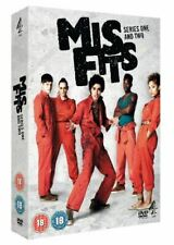 Misfits - Series 1 and 2 Box Set [DVD], , Like New, DVD