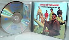 SLY & THE FAMILY STONE  -  Dance To The Music  (Japan Pressung)