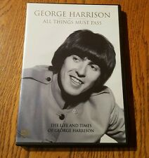 GEORGE HARRISON ALL THINGS MUST PASS DVD