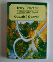 Guards! Guards!: by Terry Pratchett - MP3CD - Unabridged Audiobook