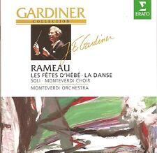 """Rameau - La Danse """"Acte de Ballet"""": 3e Les Fêtes d'Hebé"""