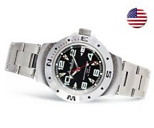Vostok Amphibian 060334 Military Russian Diver Watch