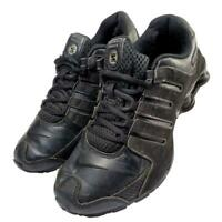 Nike Shox Shoes Women's 8  Youth Size 6.5Y 317929 014 Black