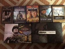 Word War II / Saving Private Ryan / Patton / Band Of Brothers / Pearl Harbor
