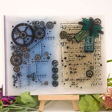 POP Designs Clear Silicone Stamps Unmounted Paper Craft Cardmaking Scrapbooking