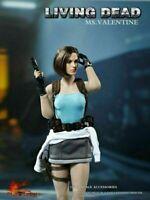 In Stock Hot Heart FD005B 1/6 Ms.Valentine Jill Suit Model Figure Accessory Toys