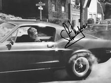 STEVE MCQUEEN SIGNED POSTER PHOTO 8X10 RP AUTOGRAPHED PICTURE  ** BULLITT **