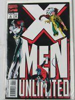 X-Men Unlimited #4 March 1994 Marvel Comics
