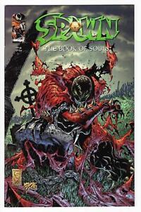 SPAWN: The Book of Souls GREG CAPULLO Todd McFarlane Image Comics 1998 1st FN/VF