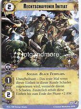 Warhammer 40000 Conquest LCG - Rechtschaffener Initiat #012 - Vernichtungsbefehl
