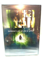 Hatchetman DVD  2004 New, Factory  Sealed-Free Shipping