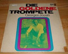 Die goldene Trompete  +  georges jouvin ++  LP Vinyl Schallplatte Amiga DDR