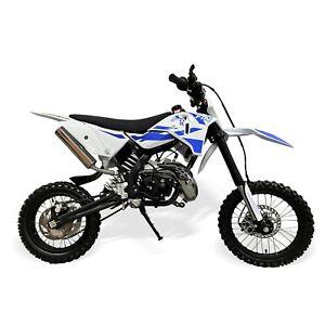 50cc FTN50 XL Kids Dirt Bike – Blue