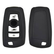 Silicone Key Case Cover For BMW 1 2 3 5 7 Series F10 F20 F30 Remote Fob