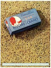 publicité ancienne des années 50 / Rivoire et Carret / Nouille – Pâte : 26x35 cm