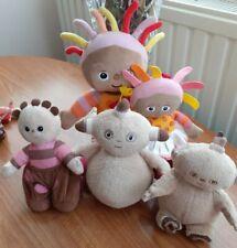 CBeebies in the night garden toy bundle - Talking Upsy Daisy Makka Pakka bundle.