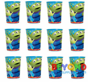 Disney Pixar Toy Story 4 High Quality Reusable Birthday Party Cups