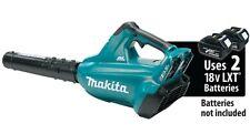 Makita XBU02Z 36V (18Vx2) Cordless Brushless Leaf Yard Blower, Beast!