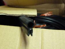 Car rubber edge trim seal door/ bonnet/boat hatch etc 1m length 21mm high- small
