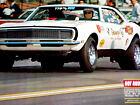 1968 Chevy Camaro Grumpys Toy Bill Jenkins Ssrsz28decalstickerv8hood396