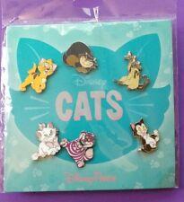 Disney Trading pins Disney Cats booster set