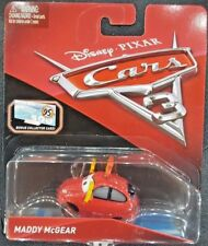 CARS 3 - MADDY McGEAR -  Mattel Disney Pixar