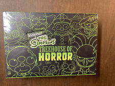 Kidrobot - The Simpsons Treehouse Of Horror - Sealed Case of 20 Figures - 2013