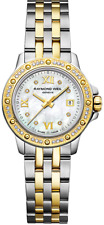 Raymond Weil Tango Two-Tone Diamond SS Quartz Ladies Watch 5399-SPS-00995