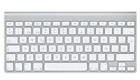 Apple Wireless Keyboard | Bluetooth | QWERTY | A1314 | 3rd Gen | Grade: 8/10