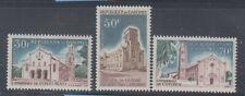 Dahomey 1966 Churches  Sc  212-274  MintLightly  Hinged