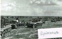 "WW 2 Russland Feldzug am 11.08. Raum nördl. Bolchow ""Panzerdivision"" Pz-Prop Kp"