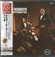 Oscar Peterson Trio - We Get Requests (1964) JAPAN MINI LP 24K GOLD CD Ray Brown