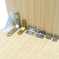 Stainless Steel Corner Braces Right Angle Code Multi-shape Angle Brackets
