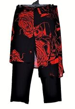 TS pants TAKING SHAPE plus sz M / 20 Lady In Red Skants skirt/pant NWT rrp$110!