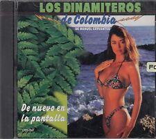 Los Dinamiteros de Colombia De Nuevo En la Pantalla CD New Nuevo sealed