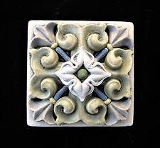 Flower Floral Garden Arts & Crafts Gothic Ellison Tile