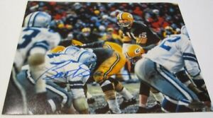 Bart Starr Green Bay Packers Signed Autographed 8x10 Photo