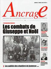 ANCRAGE N° 3 - 2003 + Immigration italienne et espagnole en LOT-ET-GARONNE