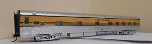 "Walthers D&RGW Rio Grande PS 10-6 sleeper ""Heber C. Kimball"" #1273"