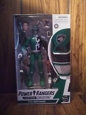 """Power Rangers Lightning Collection 6"""" Green Action Figure - F2053"""