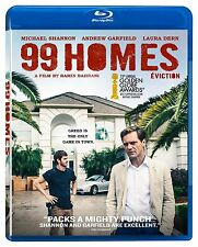 99 Homes (Blu-ray, 2016, Canadian, FRENCH INCLUDED)