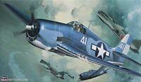 US Navy F6F-3-5 Hellcat 1/32 Model Kit Hasegawa Japan F/S